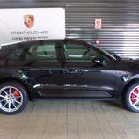 Prueba del Porsche Macan Turbo - Lateral