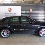 Prueba Porsche Macan Turbo - Lateral