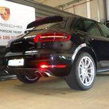 Prueba del Porsche Macan Turbo -Zaga