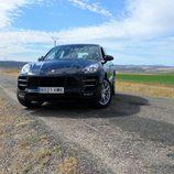 Prueba del Porsche Macan Turbo - Delantera