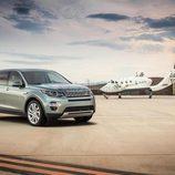 Land Rover Discovery Sport - tres cuartos delantero