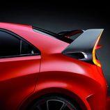 Honda Civic Type-R Concept detalle alerón trasero