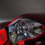 Ferrari F40 ex-Fabrizio Violatti - interior