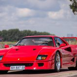 Ferrari F40 ex-Nigel Mansell - exterior
