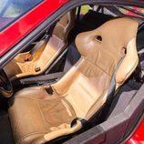 Ferrari F40 ex-Nigel Mansell - asientos