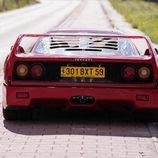 Ferrari F40 ex-Nigel Mansell - trasera