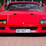 Ferrari F40 ex-Nigel Mansell