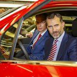 Visita S.M. el Rey Felipe VI a Figueruelas - Descubriendo el Opel Mokka