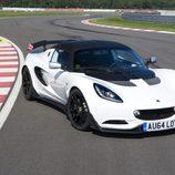Lotus Elise S Cup - posando