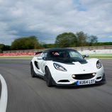 Lotus Elise S Cup - on track