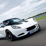 Lotus Elise S Cup - en pista