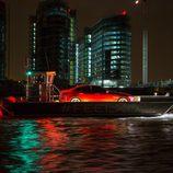 Presentación Jaguar XE - Travesía Támesis