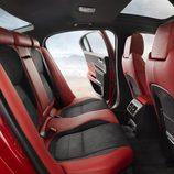 Presentación Jaguar XE - plazas traseras