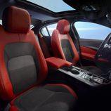 Presentación Jaguar XE - plazas delanteras