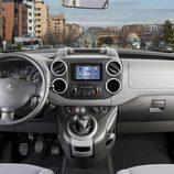Interior Peugeot Partner serie especial Office