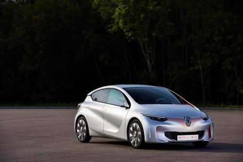 Concept Renault EOLAB - Frontal