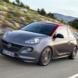 Opel Adam S 2015 - En movimiento