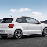 Volkswagen Polo GTI 2015 - 3/4 trasera derecha