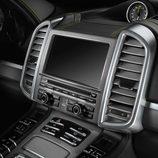 Porsche Cayenne S E-Hybrid - pantalla