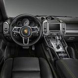 Porsche Cayenne S E-Hybrid - salpicadero