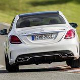 Mercedes-Benz C63 AMG S - Circuito