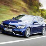 Mercedes-Benz C63 AMG S Estate - El viaje perfecto