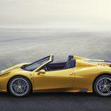 Ferrari 458 Speciale A - perfil