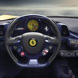 Ferrari 458 Speciale A - cockpit