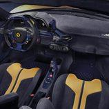 Ferrari 458 Speciale A - salpicadero