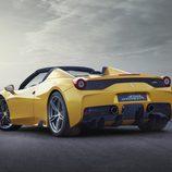 Ferrari 458 Speciale A - trasera