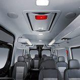 Hyundai H350 Minibus - Interior trasero
