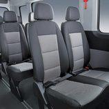 Hyundai H350 Minibus - Asientos traseros