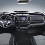 Hyundai H350 Minibus - Tablero de abordo