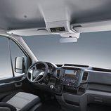 Hyundai H350 Minibus - Interior delantero