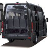 Hyundai H350 Minibus - Gran capacidad