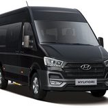 Hyundai H350 Minibus - Frontal