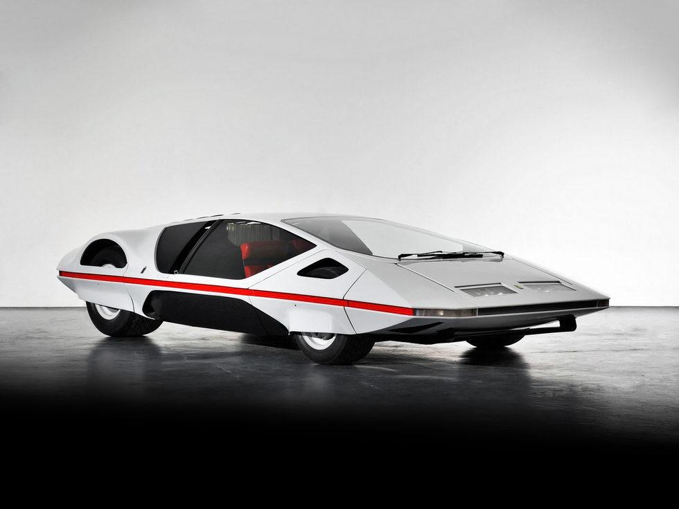 Pininfarina Modulo - delantera