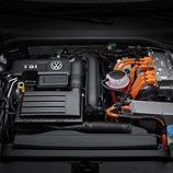 VW Passat GTE - motor