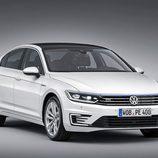 VW Passat GTE - berlina delantera