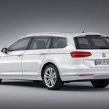 VW Passat GTE - Familiar trasera