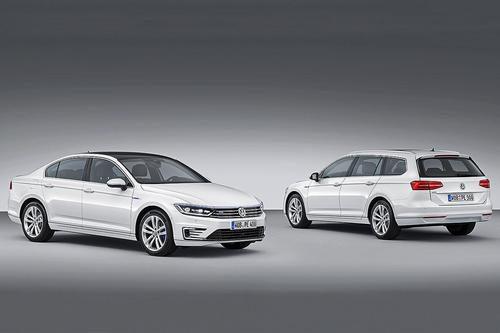 VW Passat GTE - berlina  y familiar