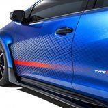 Honda Civic Type-R Concept II - detalle anagrama