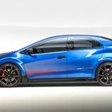 Honda Civic Type-R Concept II - perfil