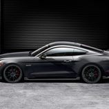 Hennessey HPE 700 Supercharged - lateral