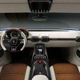 Lamborghini Asterion Hybrid Concept - Tablero de abordo