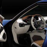 Lamborghini Asterion Hybrid Concept - Interior