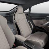 Audi TT Sportback concept - plazas traseras