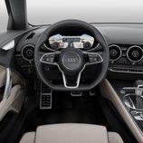 Audi TT Sportback concept - cockpit