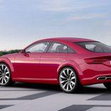 Audi TT Sportback concept - vista trasera