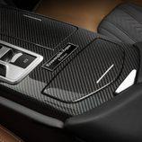 Maserati Ghibli Ermenegildo Zegna concept - Consola central